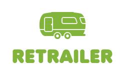 Логотип Retrailer