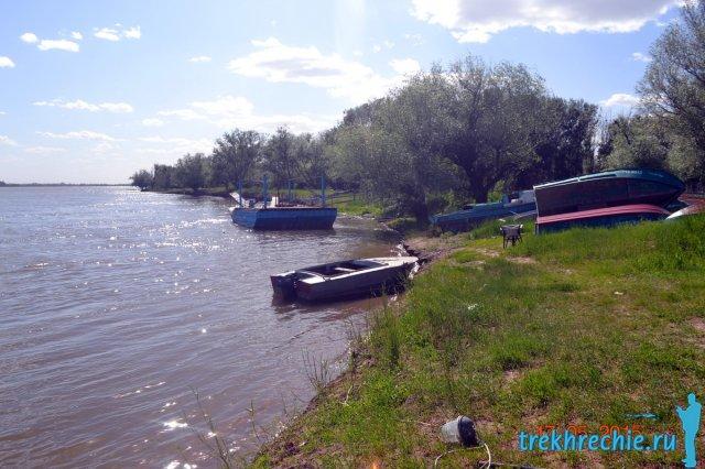 """Рыболовная база """"Рыбацкая Деревня Трёхречье"""""""