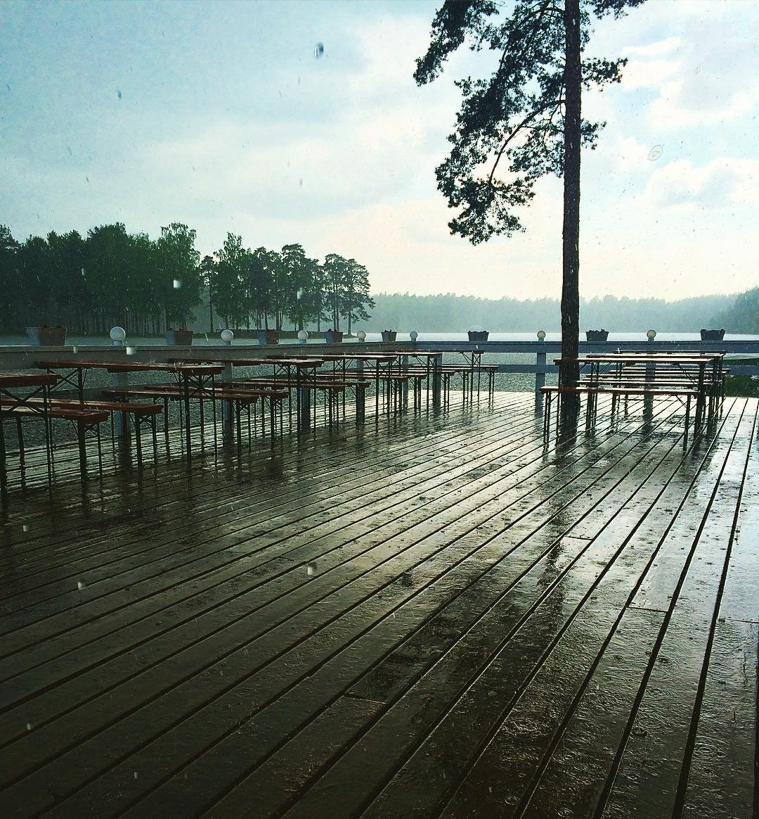 "База отдыха ""Коркинское озеро"""