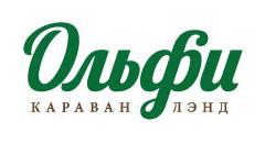 Логотип Ольфи Караванлэнд
