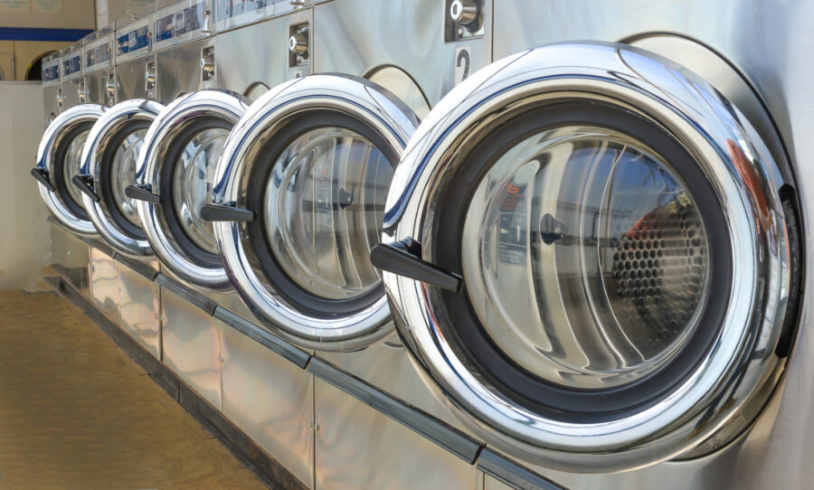 Прачечная (laundry) в кемпинге