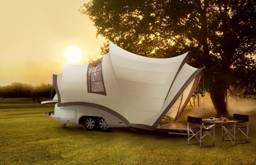 Прицеп-палатка Opera