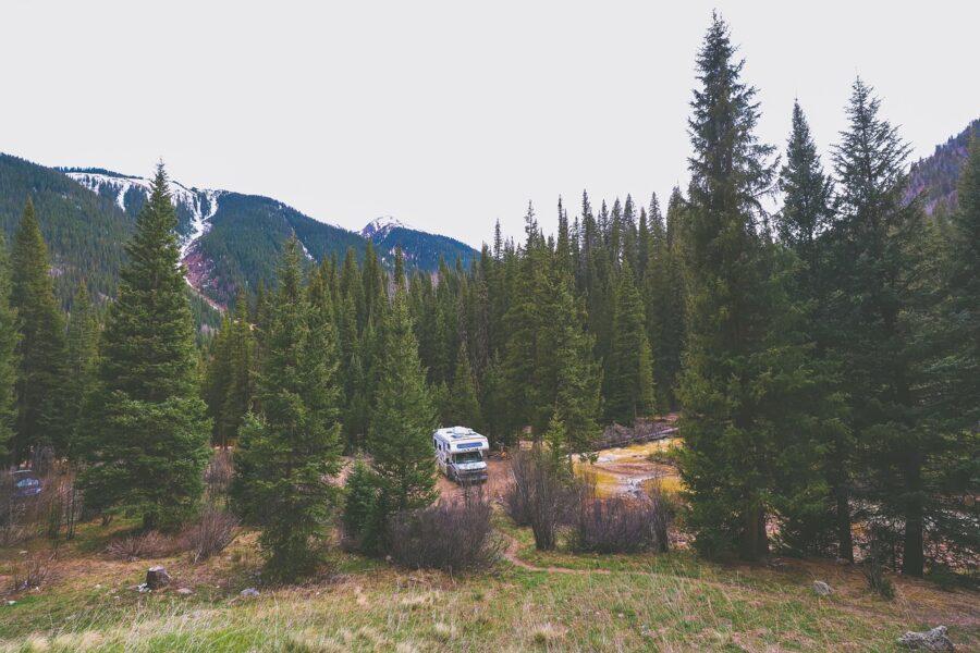 Путешествие на автодоме по России