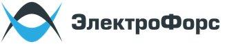 Логотип ЭлектроФорс