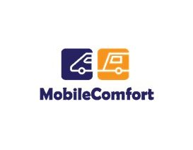 Логотип Мобильный комфорт