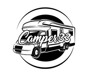 Логотип Camper33