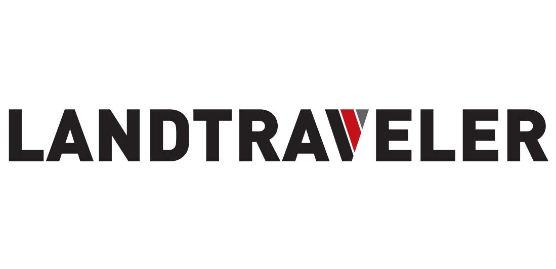 Логотип Landtraveler
