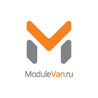 Логотип МодульВан