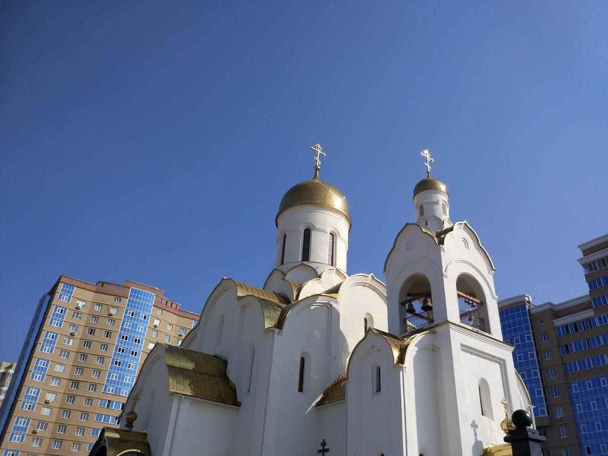 Курск, площадь А. Дериглазова