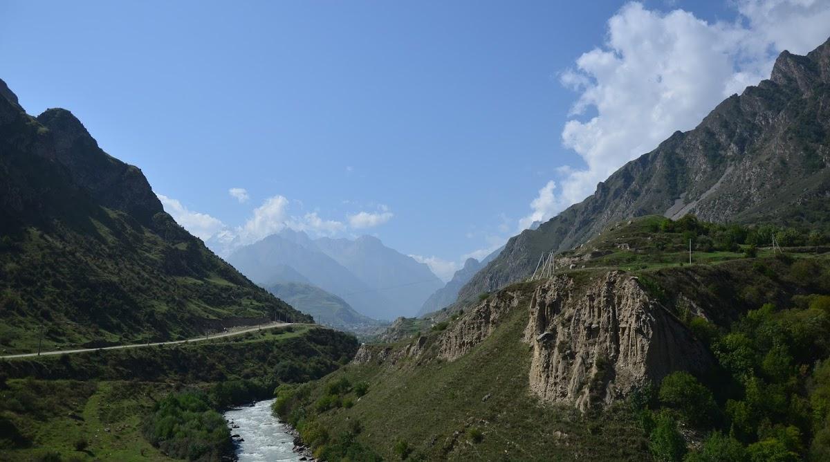 Черек-Балкарское Ущелье