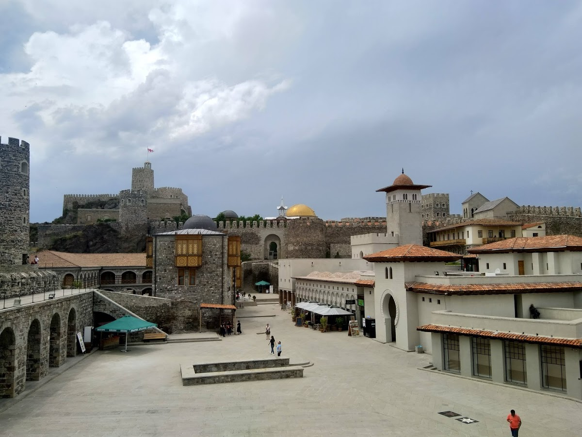 Ацкурская крепость