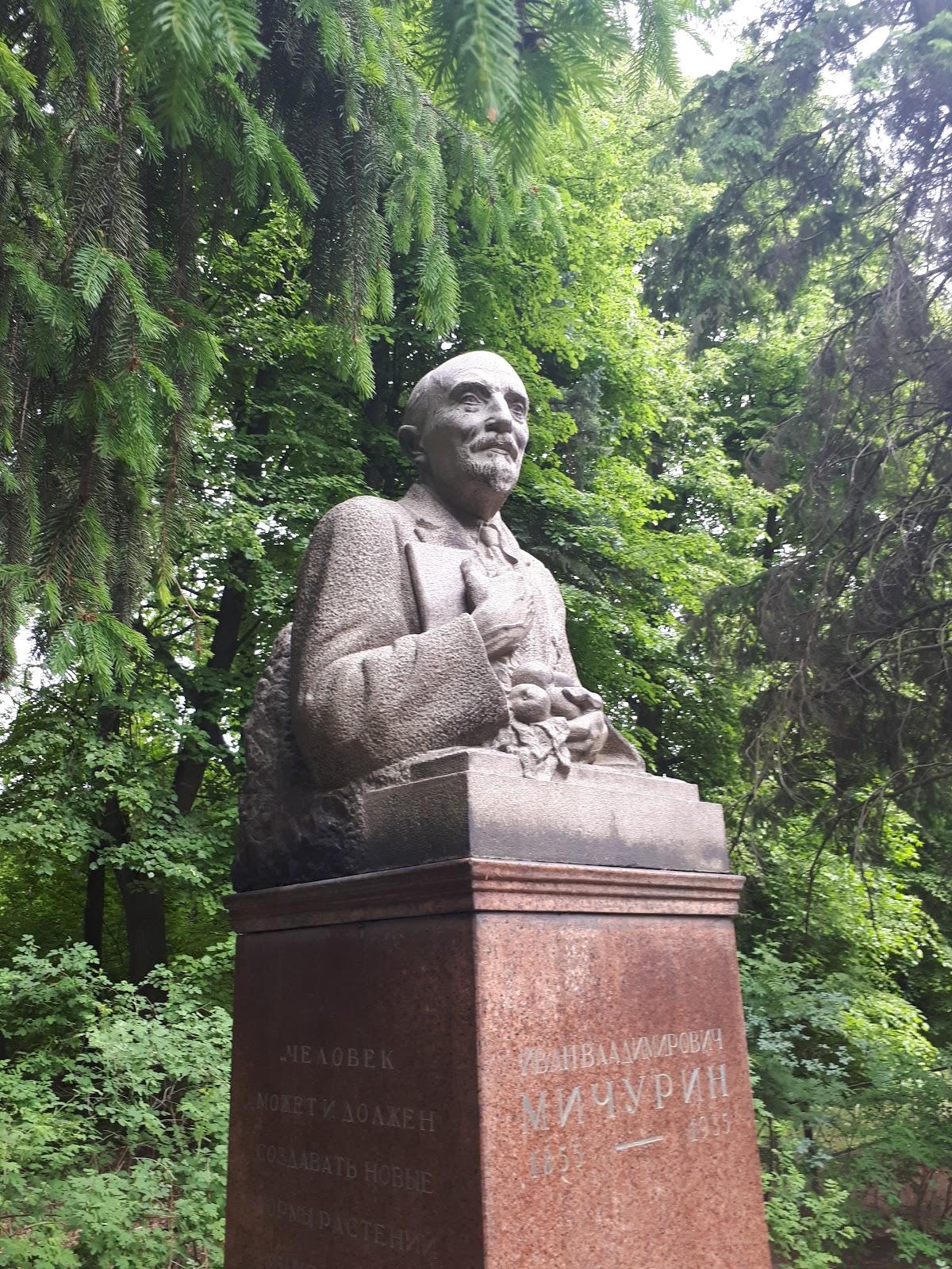 Дом-музей И. В. Мичурина