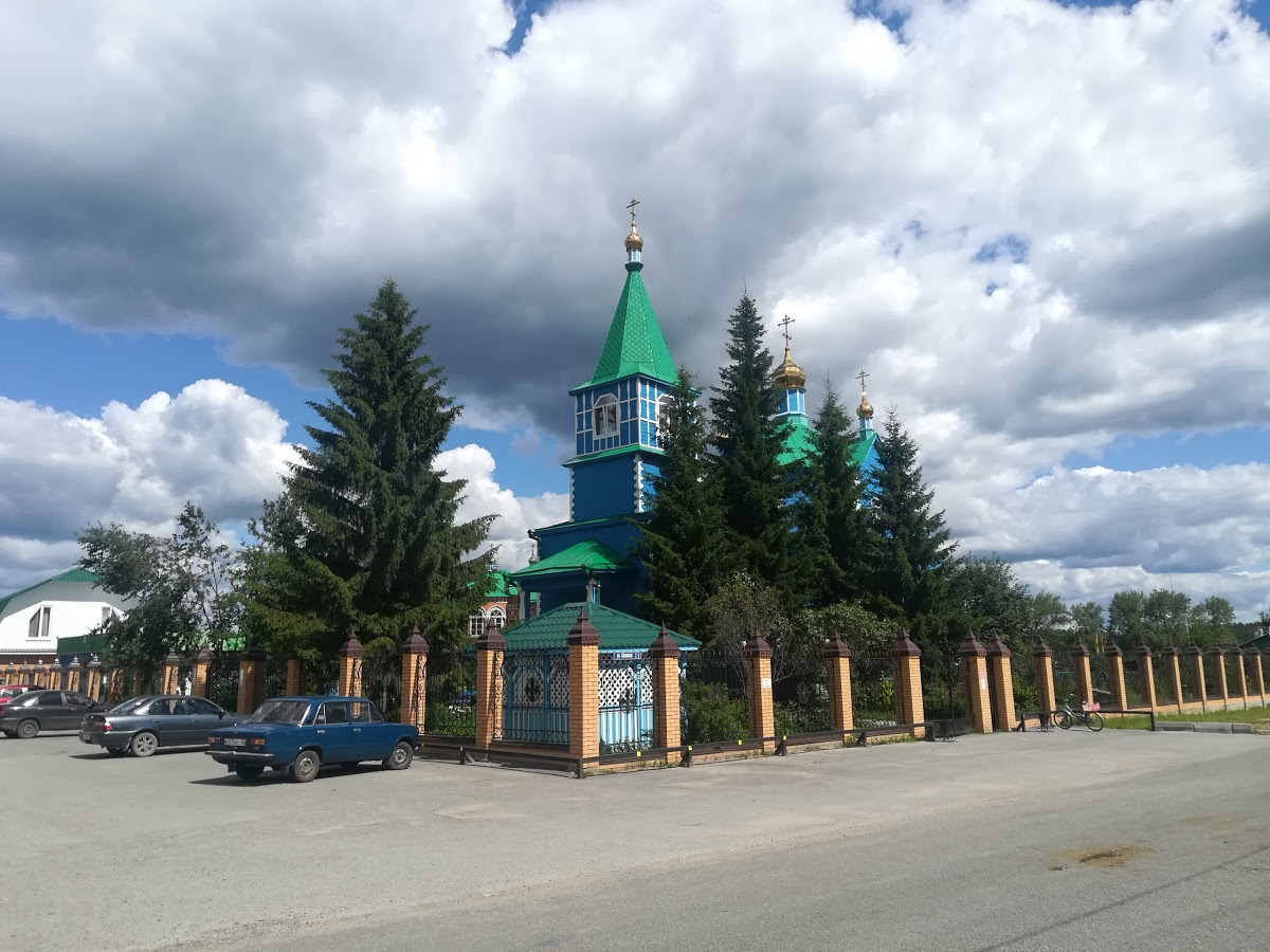 Казанский Чимеевский мужской монастырь