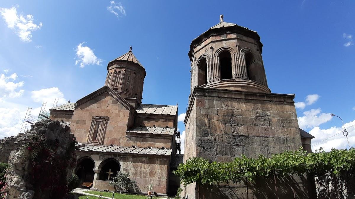 монастырь Зарзма