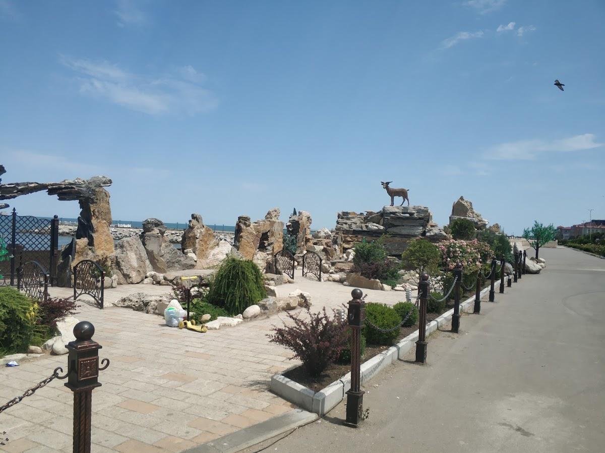 Городской парк им. Халилова