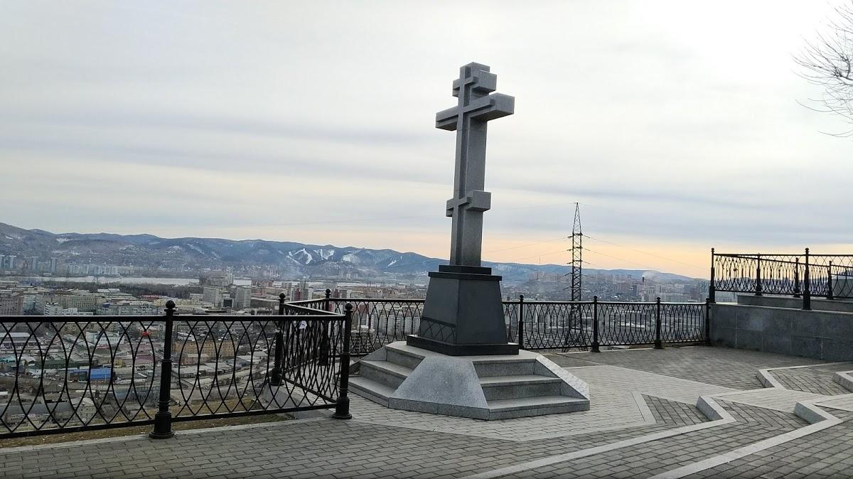 Гора Караульная