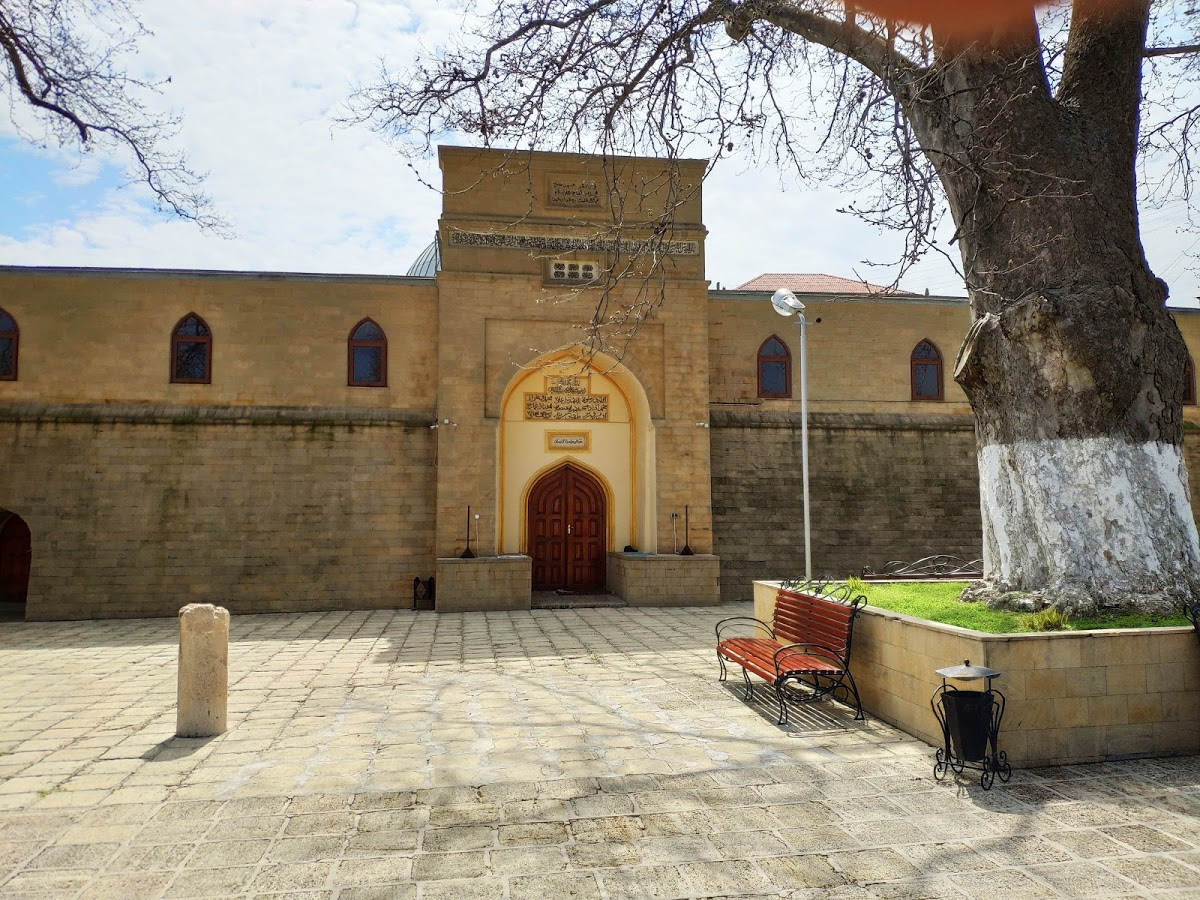 Дербентская Джума Мечеть