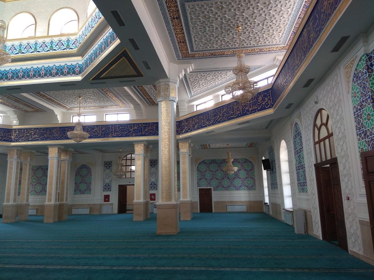 Центральная Мечеть Кызылорды