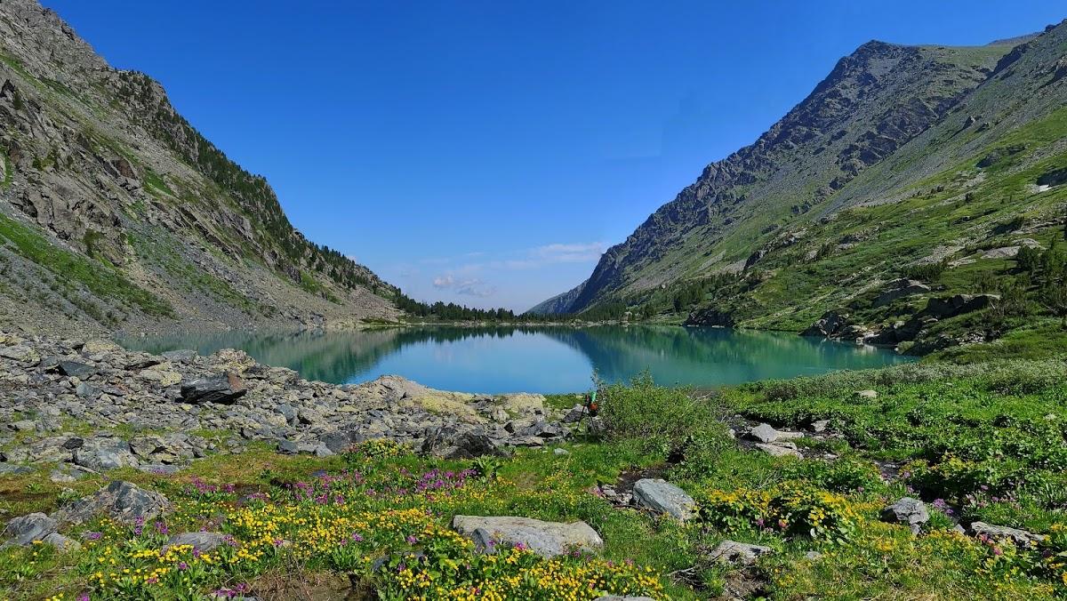Озеро Куйгук