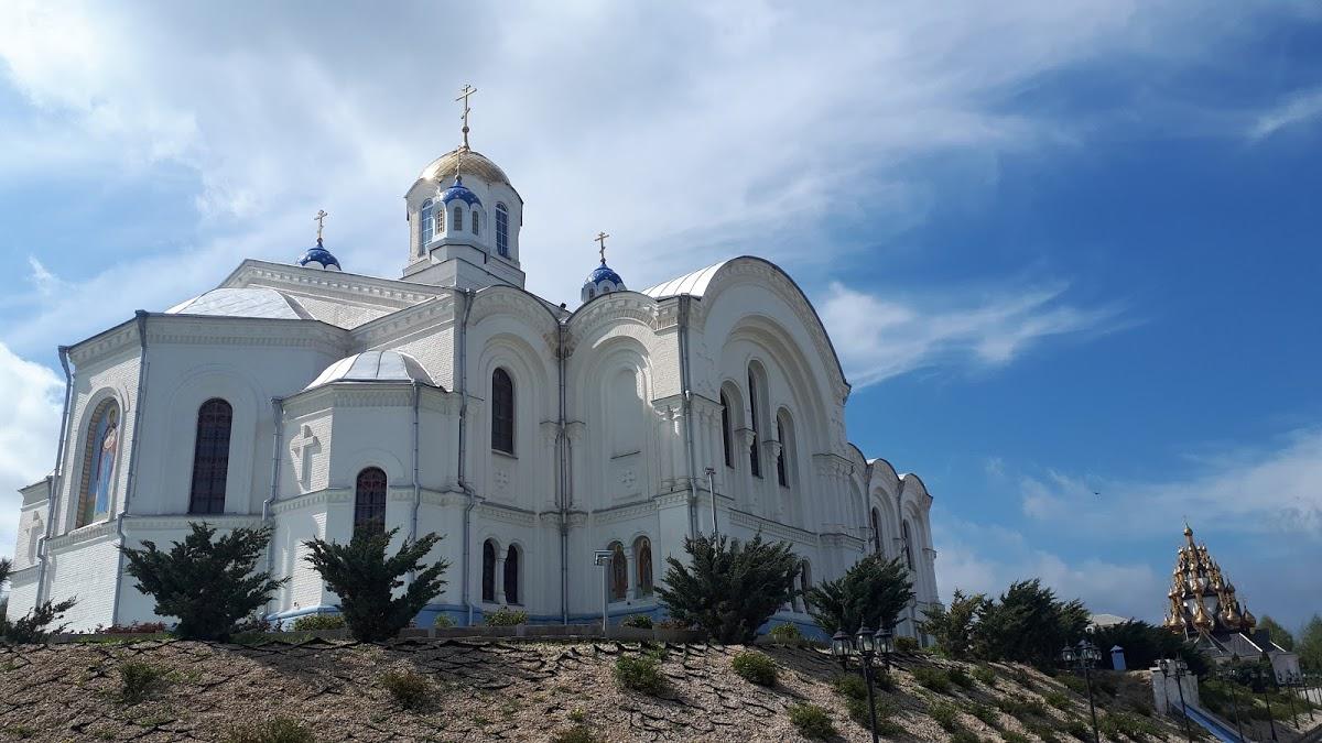 Серафимович Усть-Медведицкий Спасо-Преображенский монастырь.