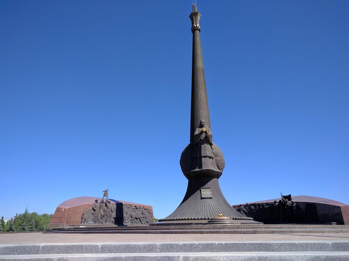 Монумент Отан Корғаушылар