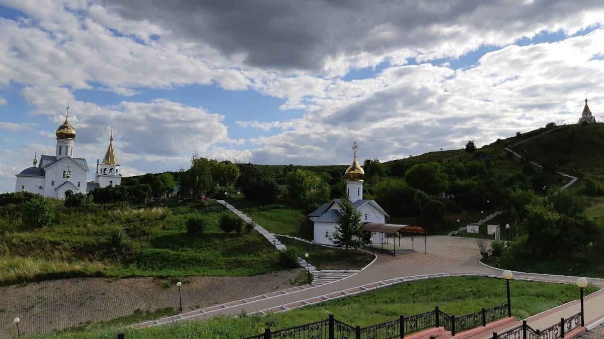 Холковский Троицкий монастырь