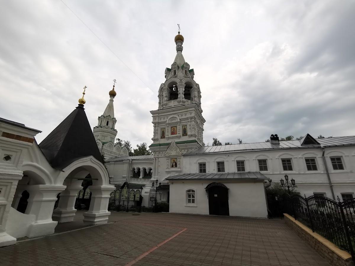 Свято-Троицкий женский монастырь г. Муром
