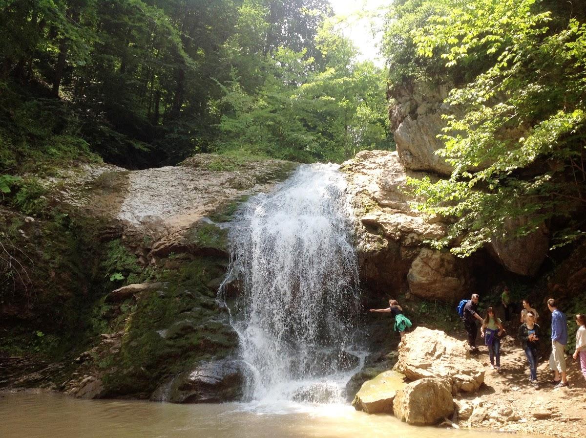 Водопад Шум Руфабго