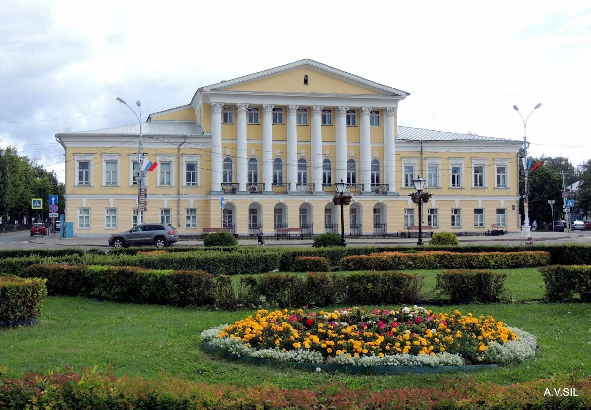 Особняк сенатора Борщова