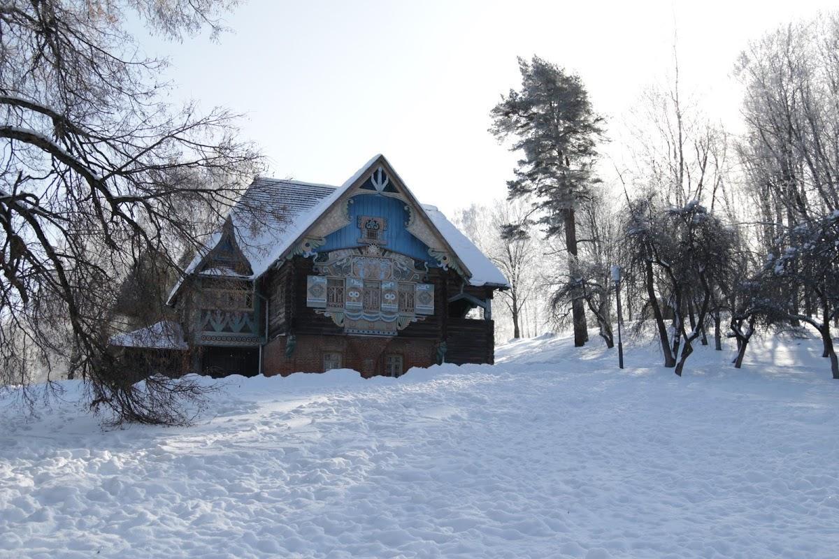 Теремок, историко-архитектурный комплекс