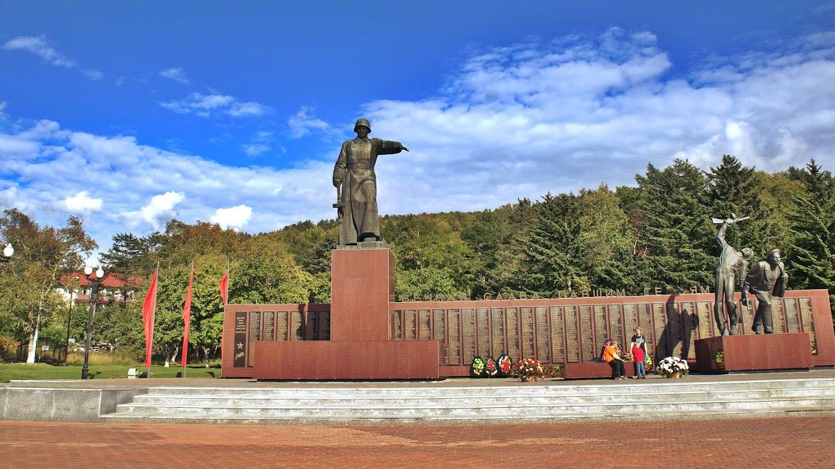 Площадь Славы