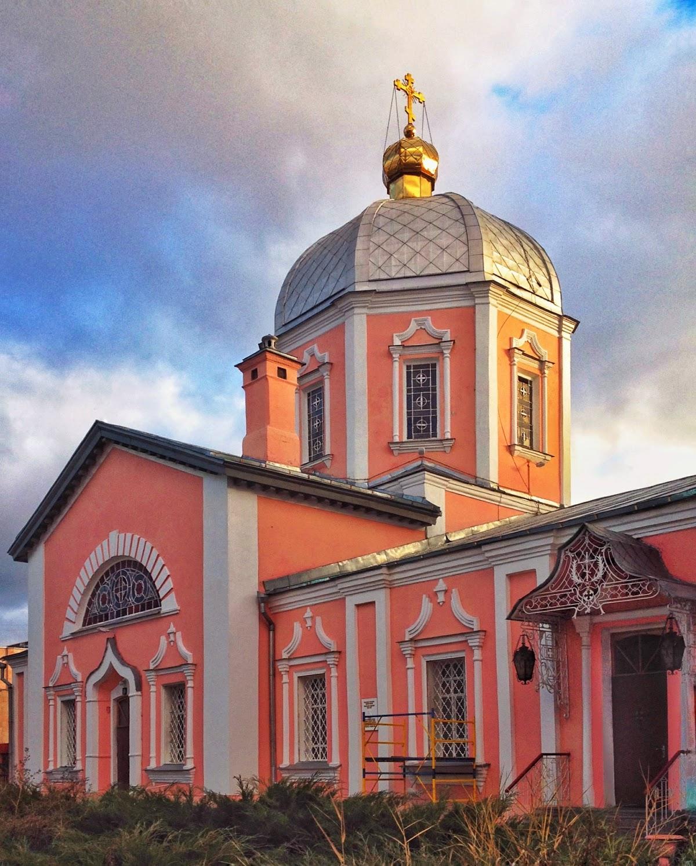 Воскресенско-Ильинская церковь