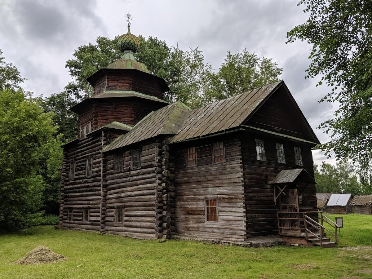 Костромская слобода (музей-заповедник)