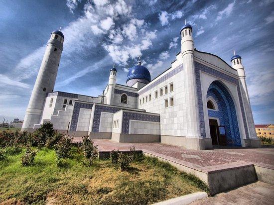 Городская Мечеть Иманғали