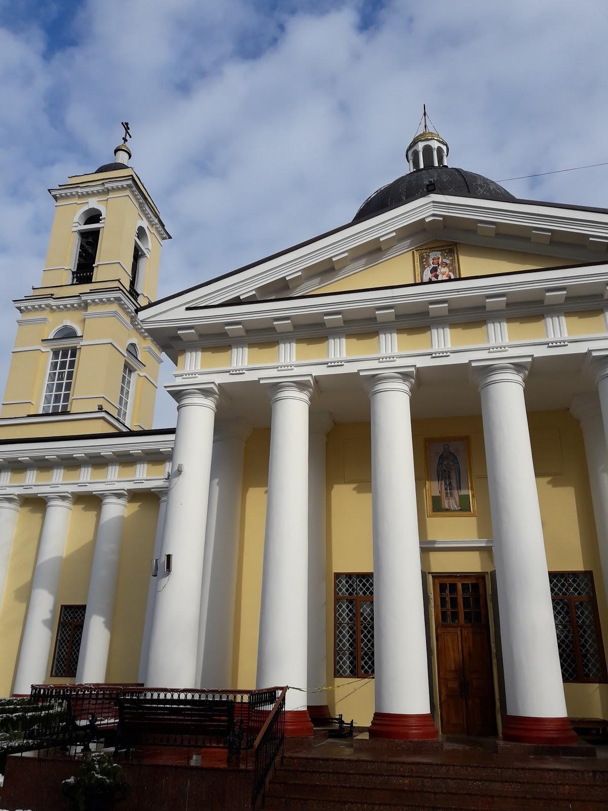 Дворцово-парковый ансамбль Румянцевых Паскевичей