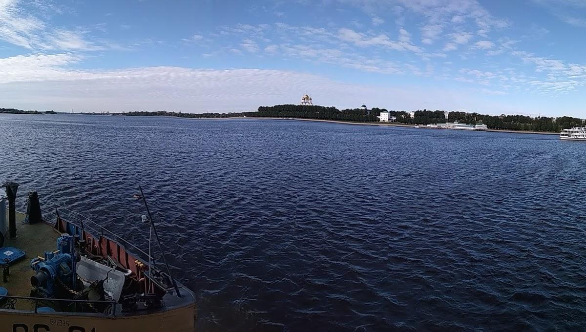 Набережная р.Волга