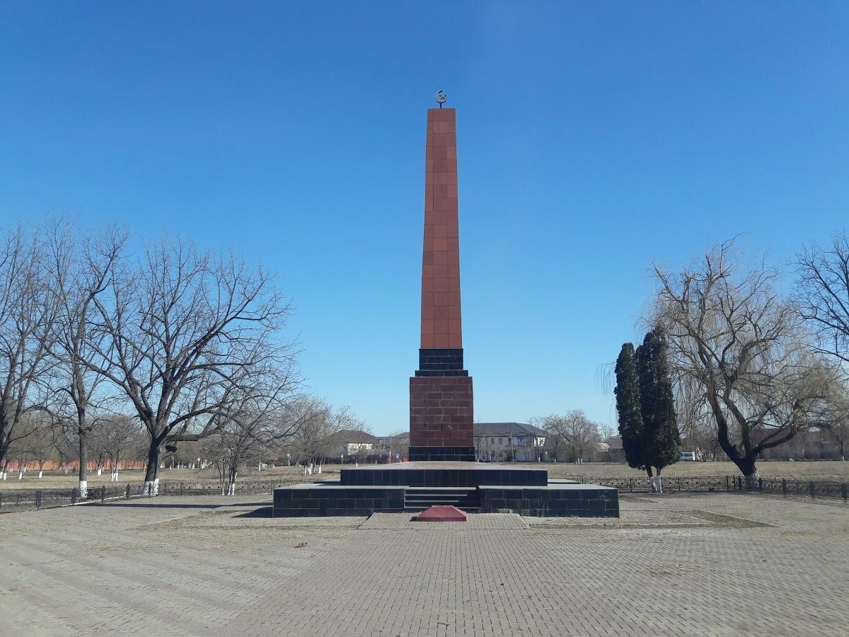 Парк Им. Павла Мусорова