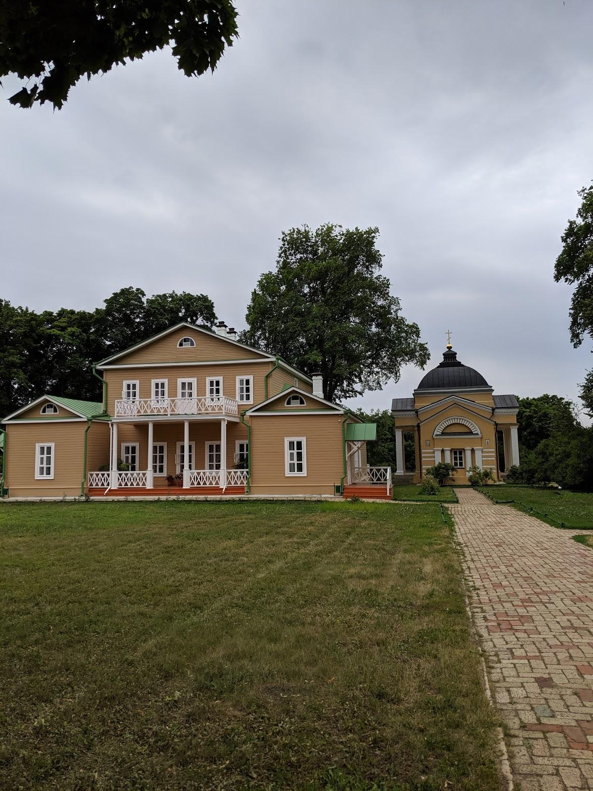 Тарханы Музей-Усадьба М.Ю.Лермонтова