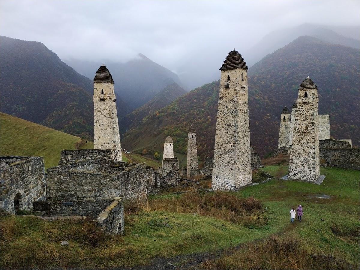 Боевые башни Эрзи
