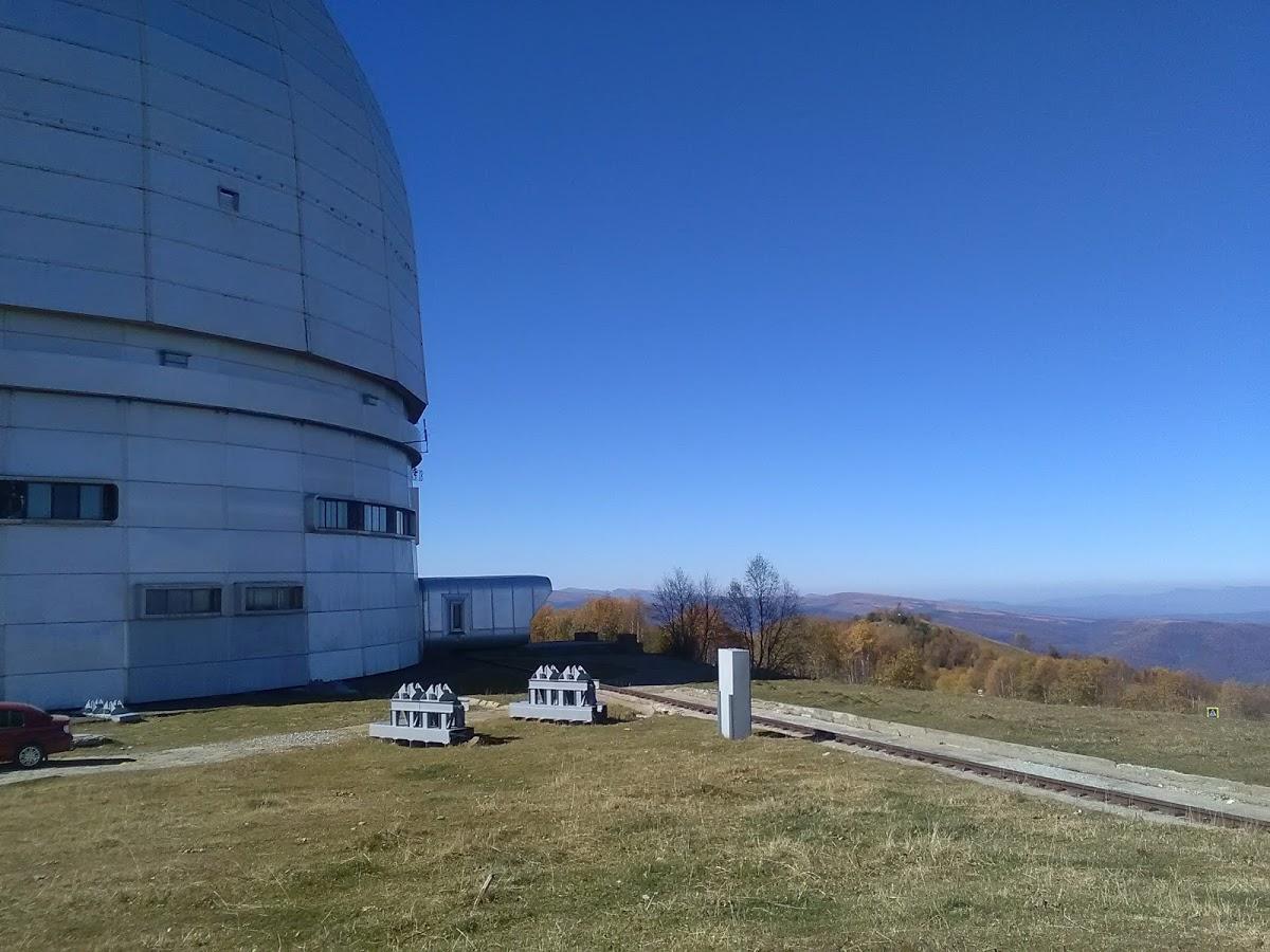 Специальная астрофизическая обсерватория Российской академии наук