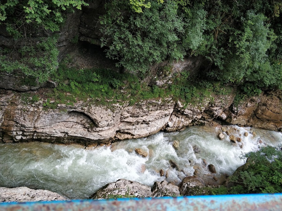 Страж Гуамского ущелья