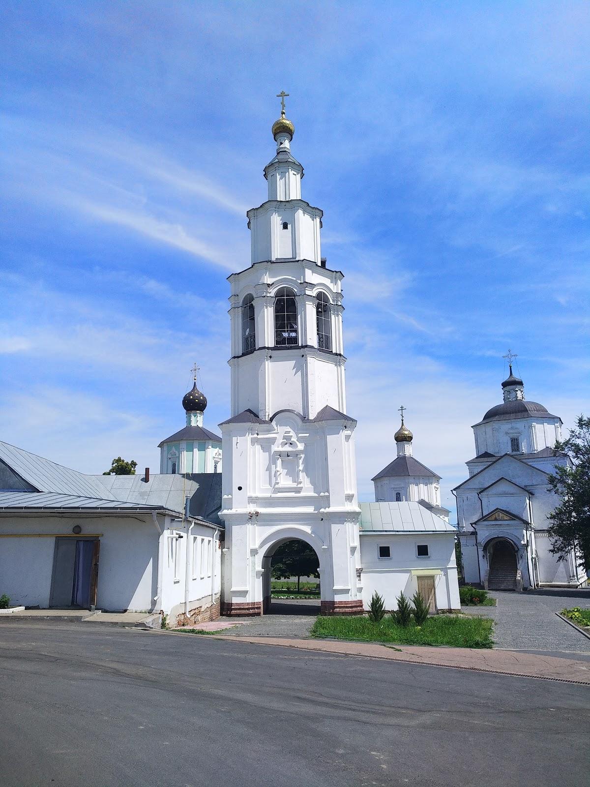 Рыльский Свято-Николаевский мужской монастырь