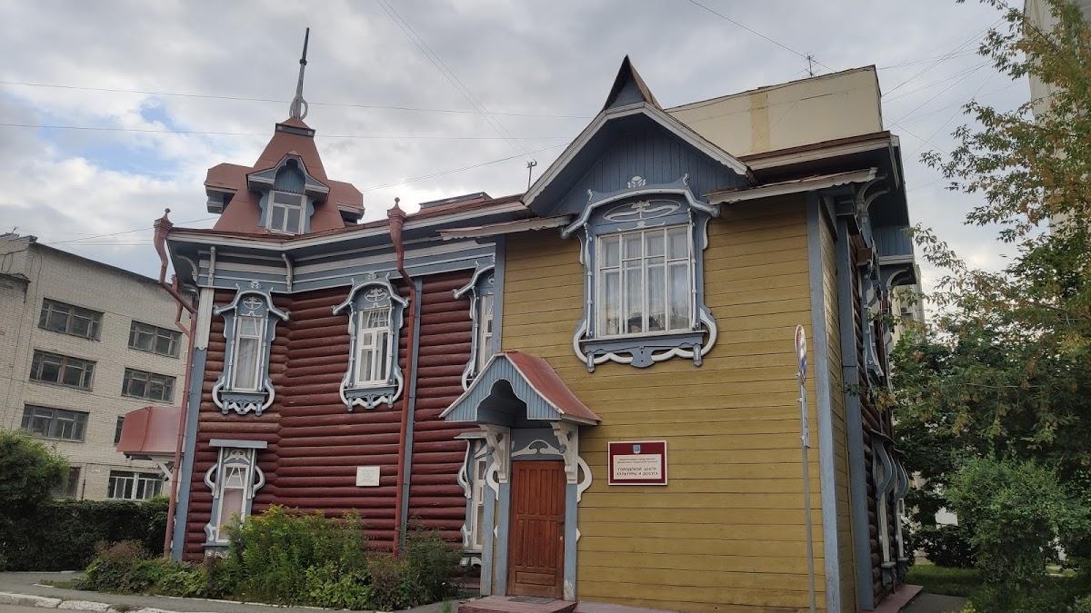 Дом инженера Ф.Ф. Остапца