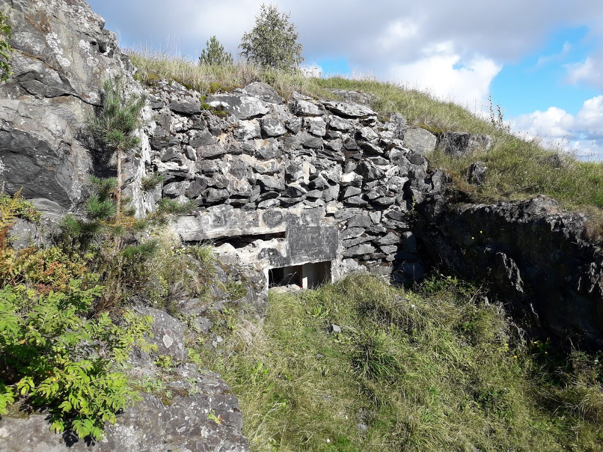 медвежьегорский укрепрайон