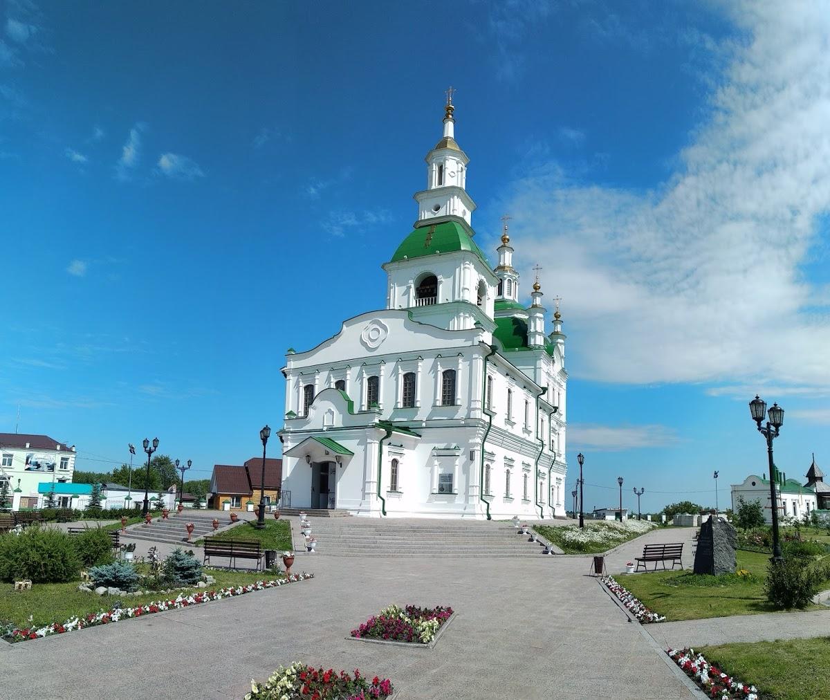 Музейный комплекс Ялуторовский острог