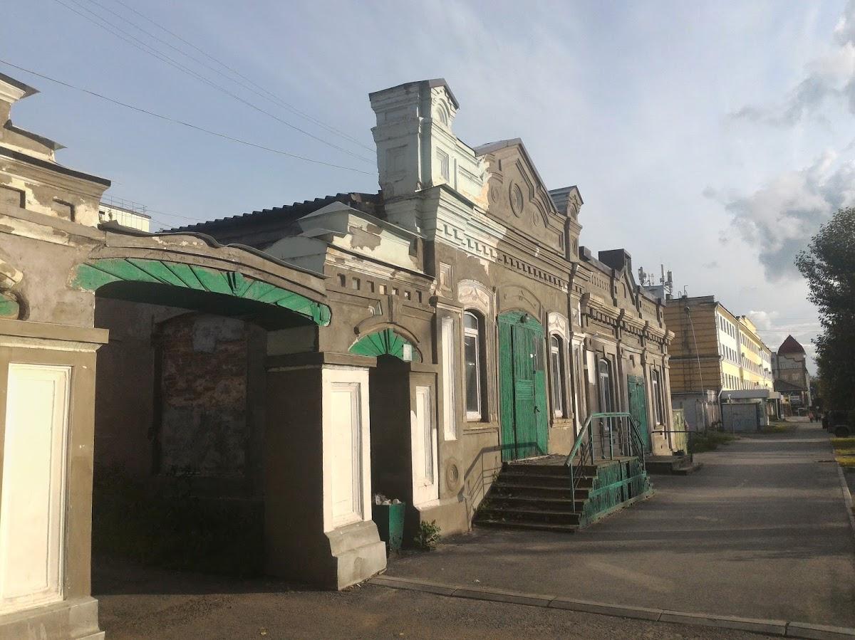 Аптека КС Землянского со складом купца Шилова