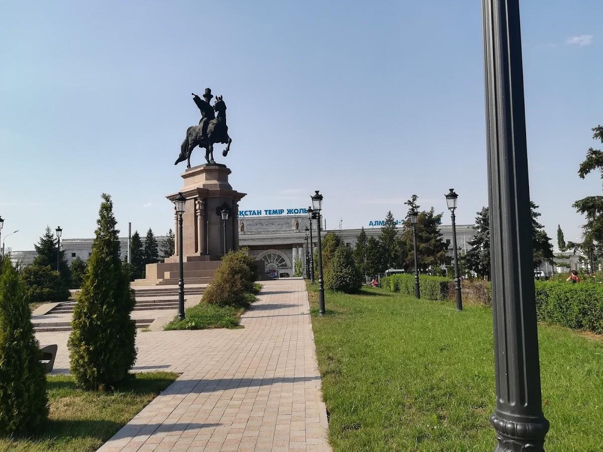 Памятник Абылай Хану