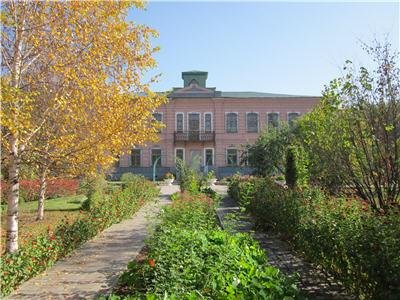ВКО архитектурно-этнографический и природно-ландшафтный музей-заповедник