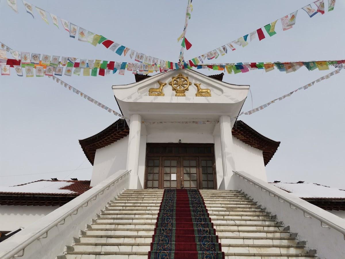 Храм Цэчэнлинг