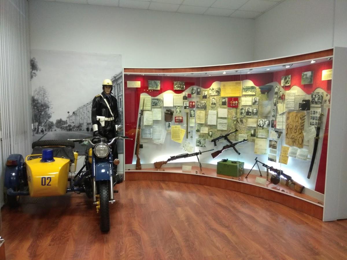 Музей Криминалистики